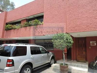 Casa En Condominio En Renta, Impecable, Colonia Del Valle