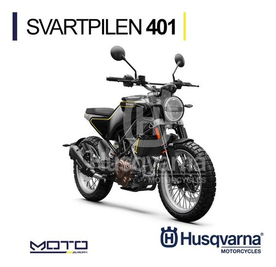 Husqvarna Svarpilen 401 2020
