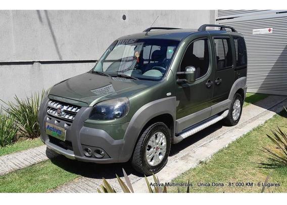 Fiat Doblo 1.8 Mpi Adventure Locker 8v Flex 4p Manual