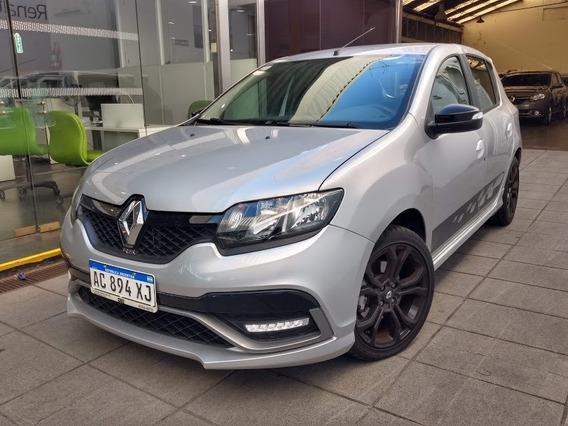 Renault Sandero Rs 2.0 2018 870kms Remato Hoy (mac)
