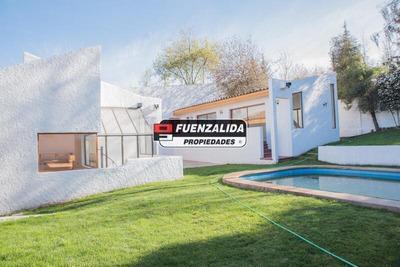 Casa En Venta, El Huinganal