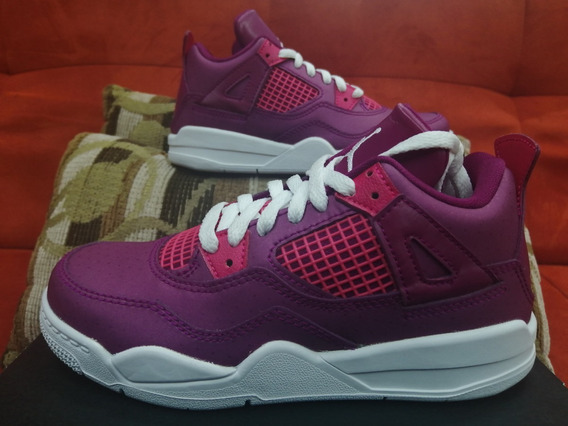 Air Jodan Retro 4 For The Love Of The Game.