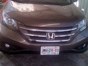 Honda Cr-v 2.4 Exl Navi 4wd Mt