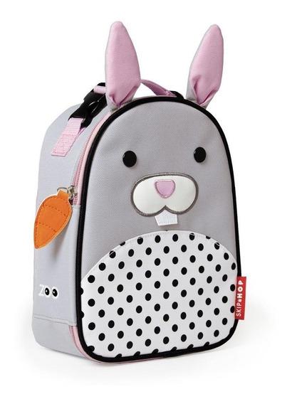 Lancheira Infantil Skip Hop - Linha Zoo - Coleção Coelha