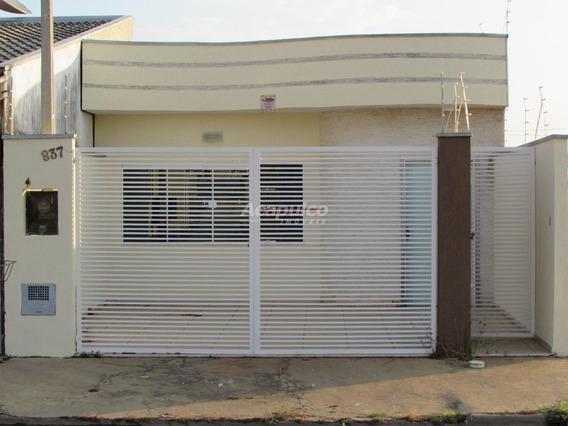 Casa Para Aluguel, 2 Quartos, 1 Vaga, Parque São Jerônimo - Americana/sp - 10681