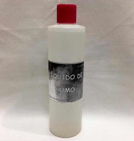 Liquido De Humo Para Maquina De Humo 1 Litro