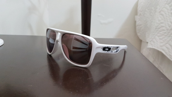 Óculos De Sol Oakley Dispatch Ii Branco Oo9150-07