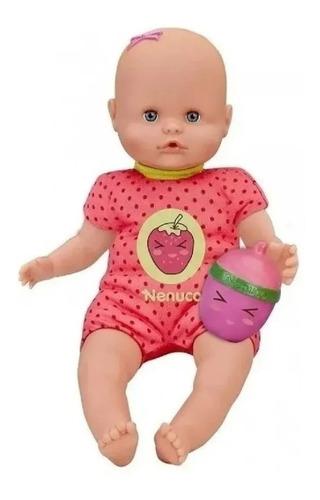 Nenuco Bebe Soft Con Mamadera Sonajero N14920 Edu Full