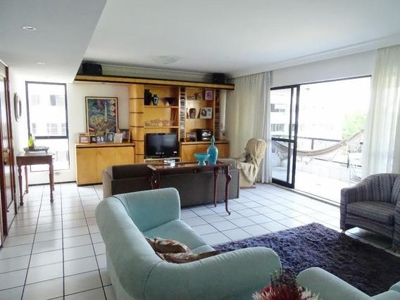 Apartamento Em Madalena, Recife/pe De 200m² 4 Quartos À Venda Por R$ 800.000,00 - Ap386109