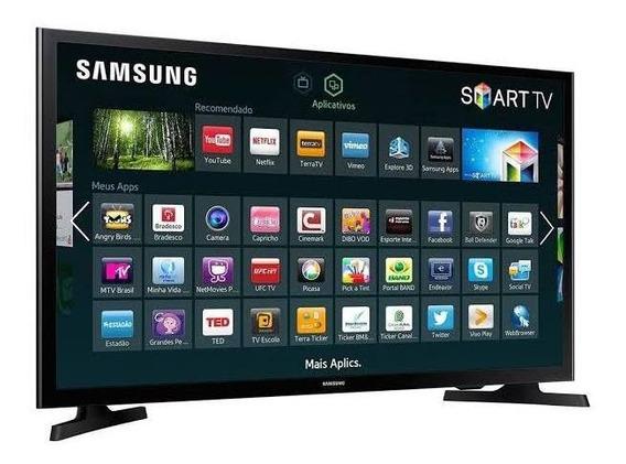 Smart Tv Led 32 Hd Samsung Hg32ne595jg 2 Hdmi (usado)