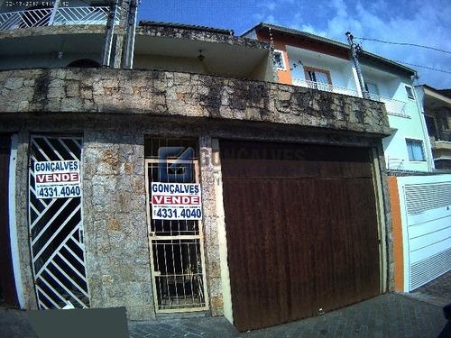 Imagem 1 de 15 de Venda Sobrado Sao Bernardo Do Campo Nova Petropolis Ref: 123 - 1033-1-123078