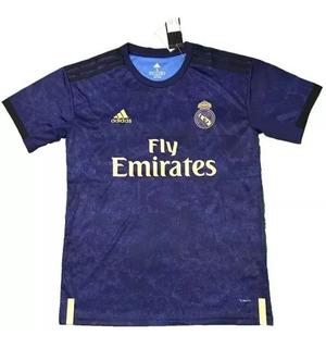 Camisa Real Madrid Ii 19/20 Novo Pronta Entrega Frete Grátis