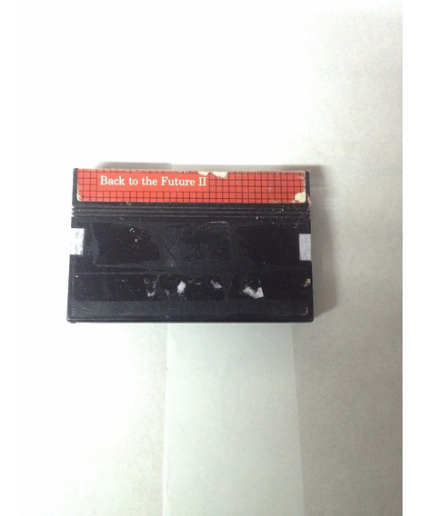 Black To The Future 2 Master System
