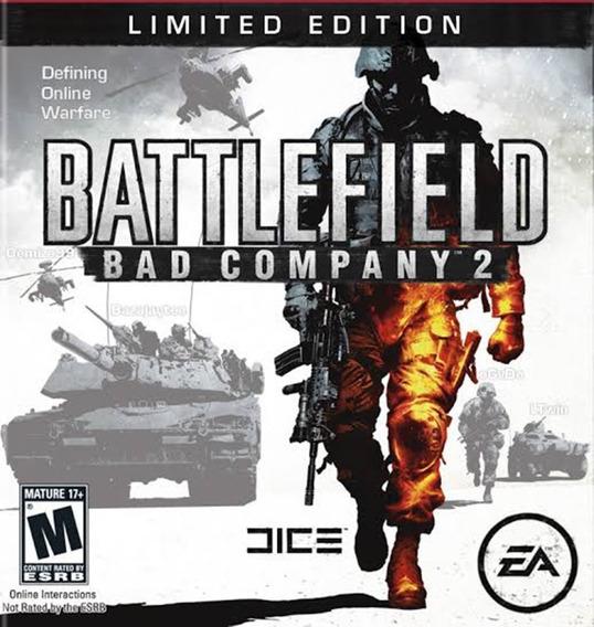 Battlefield Bad Company 2 Pc Envio Digital
