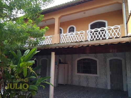 Imagem 1 de 20 de Casa Com 2 Dormitórios À Venda, 110 M²  - Flórida Mirim - Mongaguá/sp - Ca3793