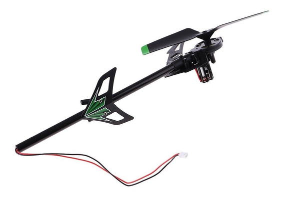 Modulo Cola Completo Helicóptero Radiocontrol Wl Toys V912