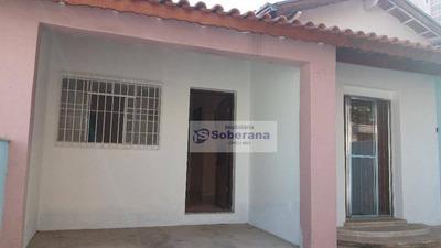 Casa Com 2 Dormitórios Para Alugar, 120 M² Por R$ 1.500/mês - São Bernardo - Campinas/sp - Ca3104