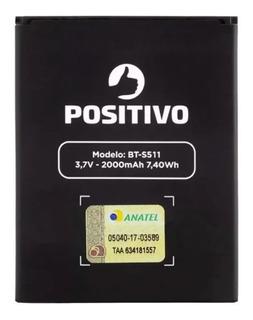 Bateria Bt-s511 Positivo S510 / S511 - 2000mah