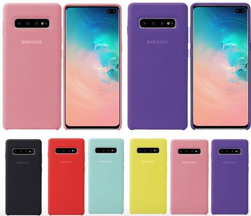 Case Funda Samsung Silicona S10
