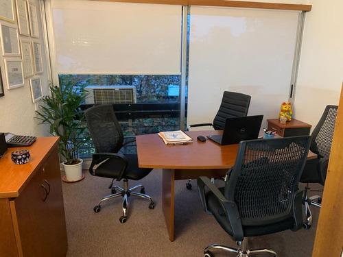 Alquiler Oficina En Centro. Piso Alto Oportunidad