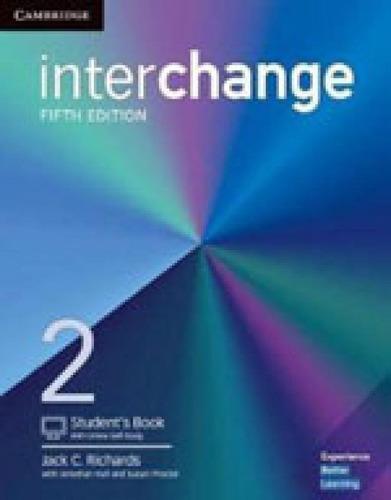 Imagem 1 de 1 de Interchange 2 - Students Book With Online Self-study - Fifth