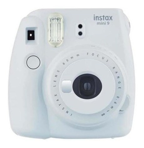 Câmera Fujifilm Instantânea Instax Mini 9 Branca