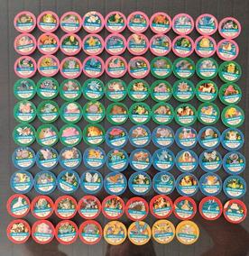 Tazos Pokemon Jogo 1999