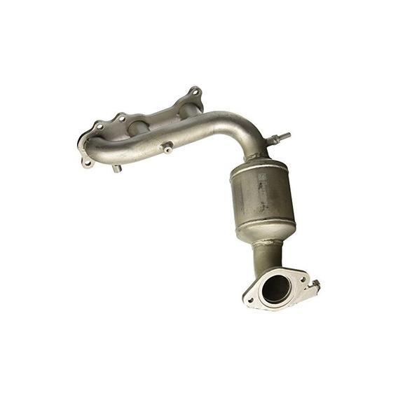 Catalizador Bosal 096-1698 (no Compatible Con Carb)