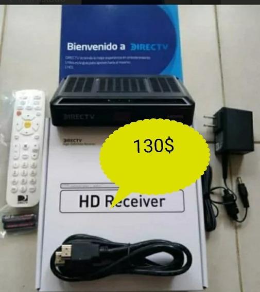Deco Directv Hd Incluye Antena Y Accesorios.somos Local 130v