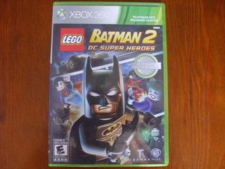 Batman Lego 2 De Super Heroes Xbox 360