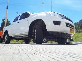 Chevrolet Luv-dmax Doble Cabina Modelo 2017-negociable