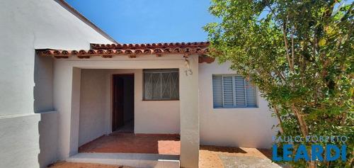 Casa De Vila - Chácara Da Barra - Sp - 637085