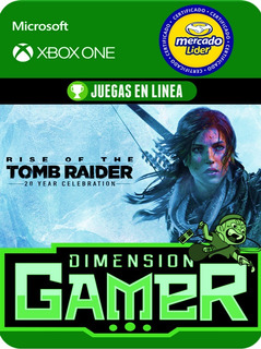 Rise Of The Tomb Raider - Xbox One - Online/offline