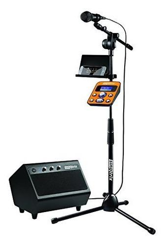 Sistema De Karaoke Para El Hogar De Singtrix Party Bundle Pr