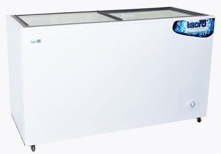 Freezer Horizontal Exhibidor Teora Fh550tv 542 Litros Dual