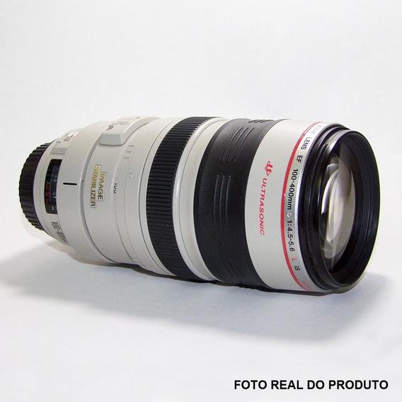 Lente Canon Tele Ef 100-400mm F/4.5-5.6 L Is Usm