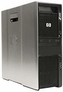 Workstation Hp Z600 Dual Xeon Sixcore X5675, 24gb Ram