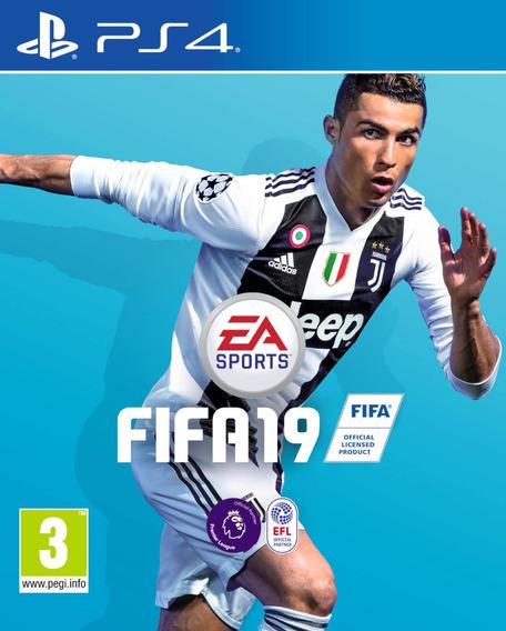 Game Fifa 19 - Playstation 4