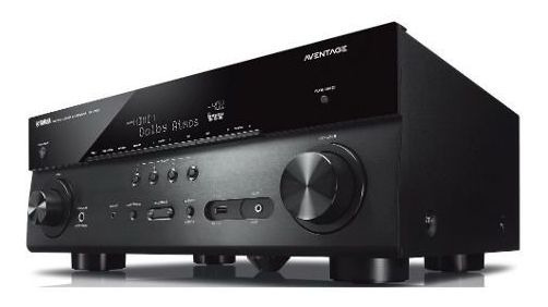 Receiver Yamaha Aventage Rx-a780 Hdr Uhd Upscaling Hdr10 95w
