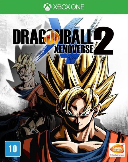 Dragon Ball Xenoverse 2 - Xbox One - 25 Dígitos