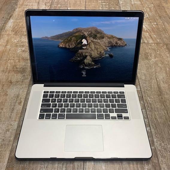 Macbook Pro Retina 15 2014 Intel Core I7 2.2ghz 16 Gb 256 Gb