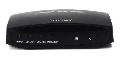Conversor Tv Digital Aquario Dtv7000s Receptor 1080p Ful Hd