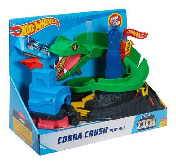 Hot Wheels City, Ataque De Cobra
