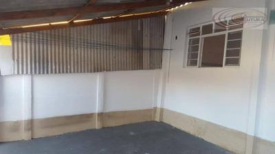 Casa Residencial Para Locação, Cipava, Osasco. - Ca0051