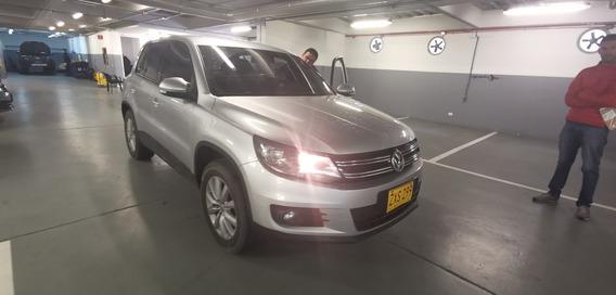 Volkswagen Tiguan Vw Tiguan Automatico Secuencial 2014