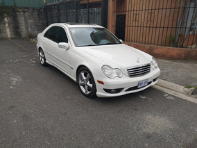 Mercedes-benz Clase C C230 Recibo!!
