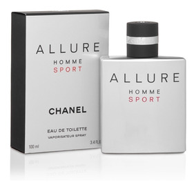 Perfume Allure Homme Sport 100ml Chanel - Original E Lacrado