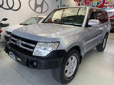 Pajero Full Gls 3.2 Turbo Diesel 5p 7 Lugares 2008 Completo
