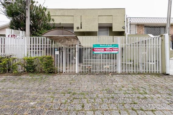 Casa Em Bom Retiro, Curitiba/pr De 450m² À Venda Por R$ 900.000,00 - Ca196308