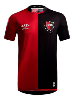 Camiseta Newells Old Boys Oficial Umbro - Estacion Deportes Olivos